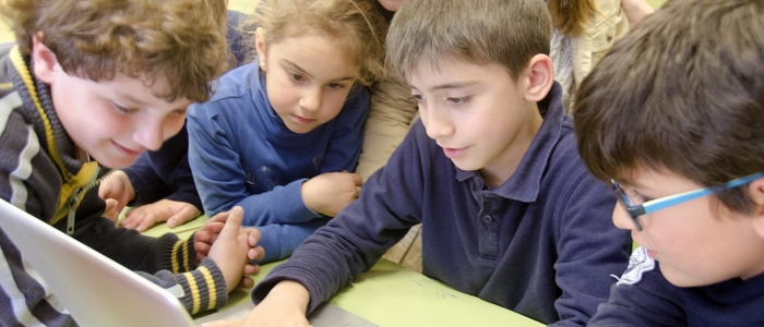 子供のプログラミングイメージ