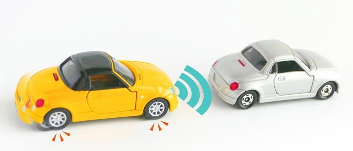 現状の自動運転技術のイメージ