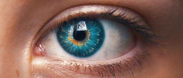 眼のイメージ