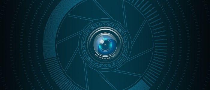 監視されているイメージ