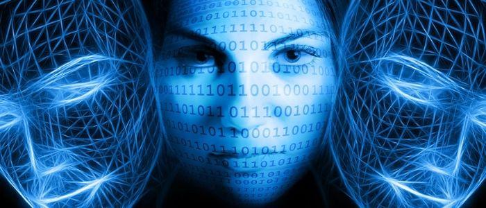 顔認証のイメージ