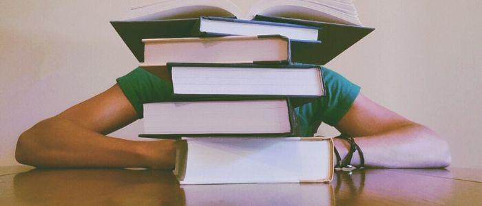 勉強するイメージ