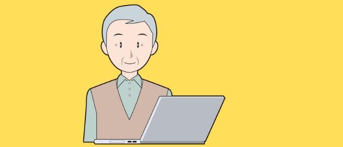 パソコンのソフトのイメージ