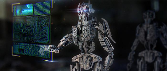 AIが人間を超えるイメージ