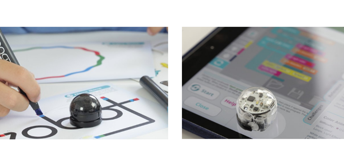 Ozobot(オゾボット)のイメージ