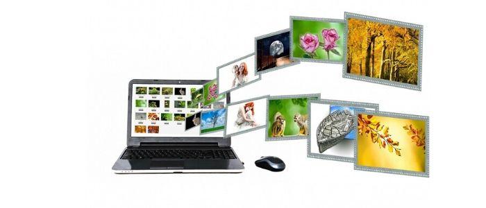 画像を使って分析するイメージ