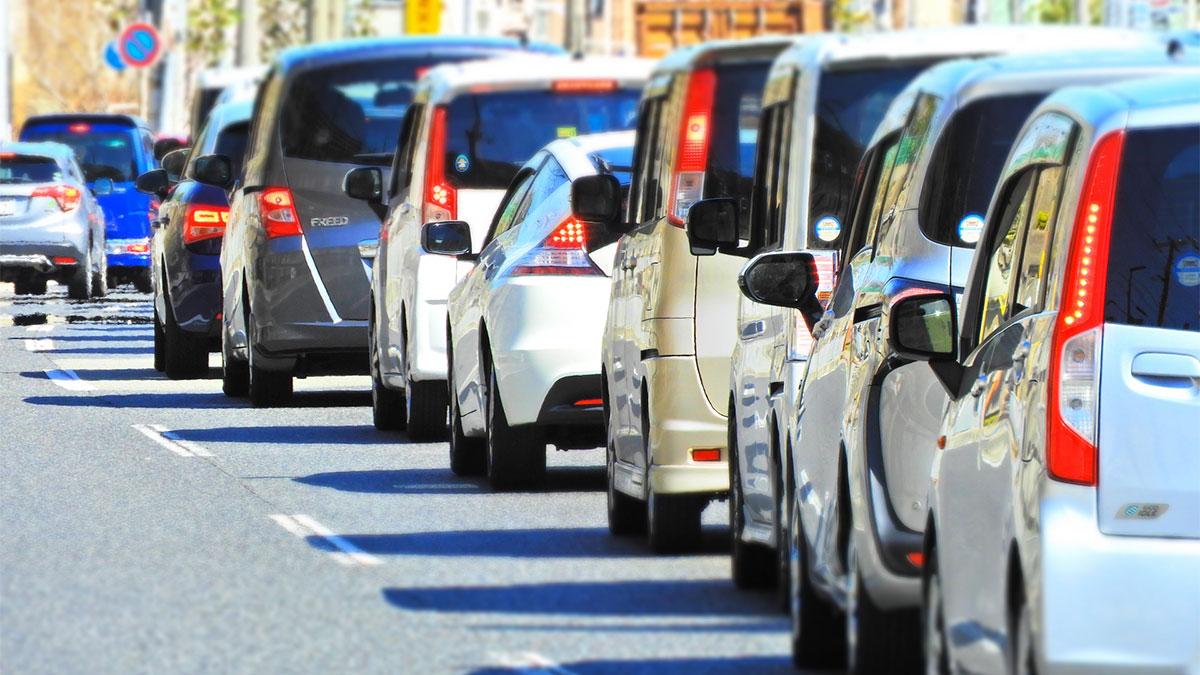 日本の車のイメージ