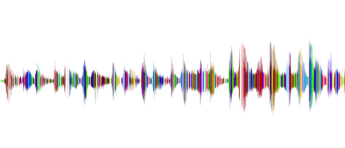 波形のイメージ