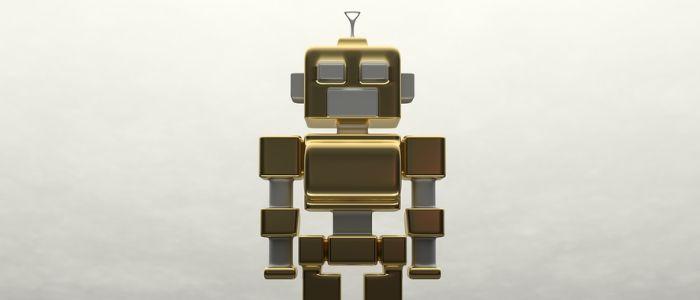 ロボットが大変なイメージ