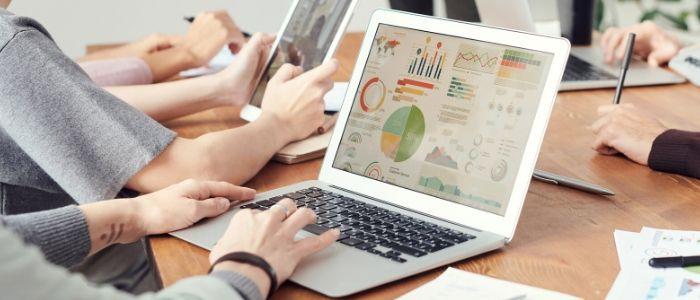データ分析のイメージ