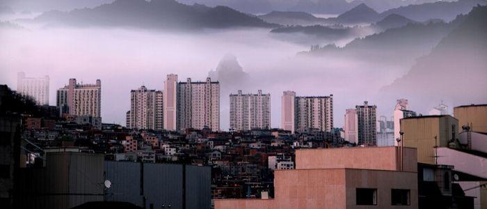 スマートシティのイメージ