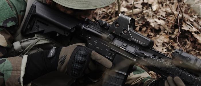 狙撃手のイメージ