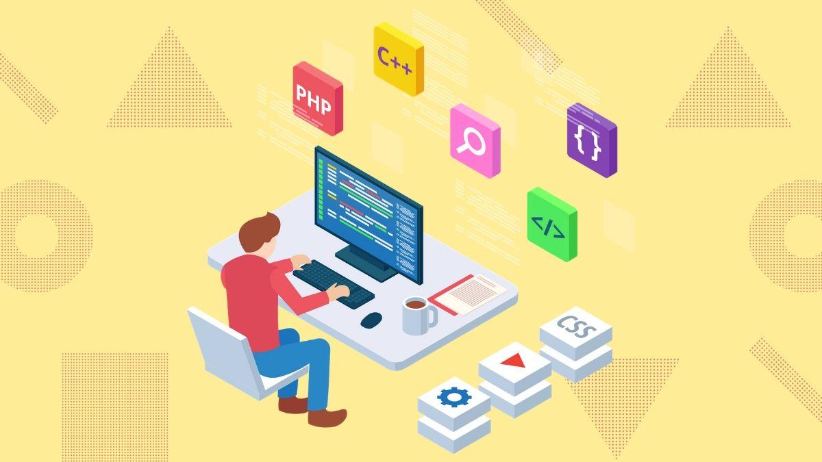 プログラミング言語のイメージ
