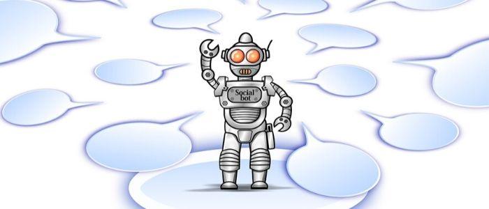 チャットボットのイメージ
