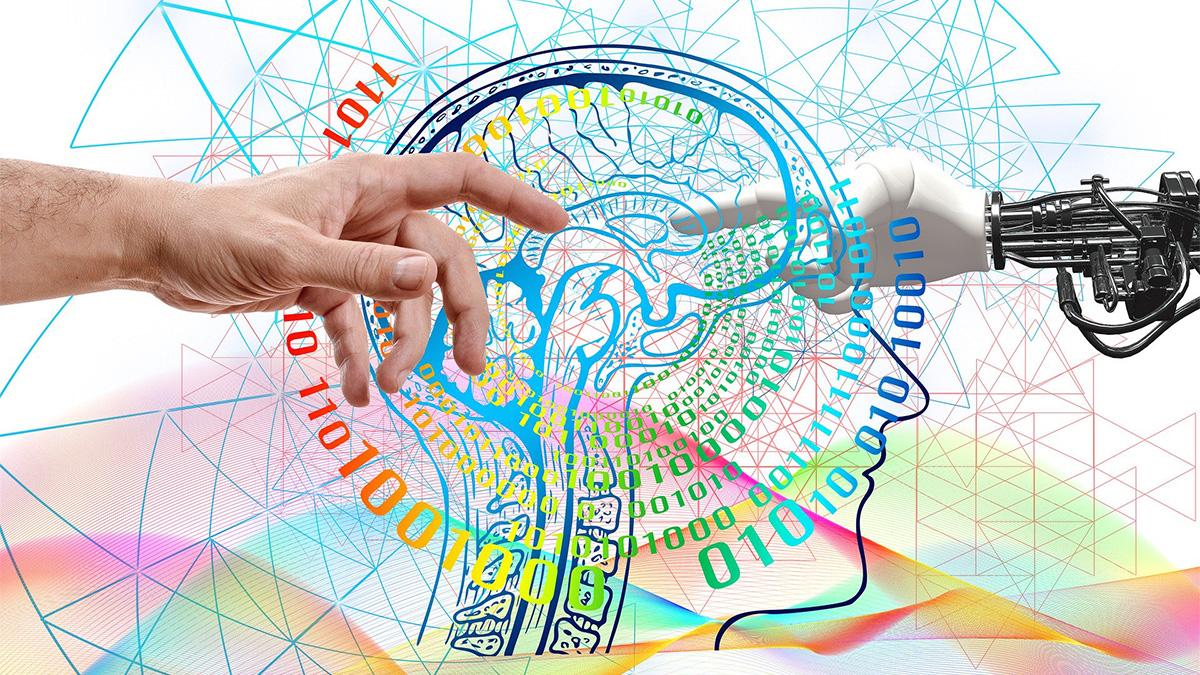 人工知能(AI)のイメージ