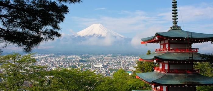日本の観光地のイメージ