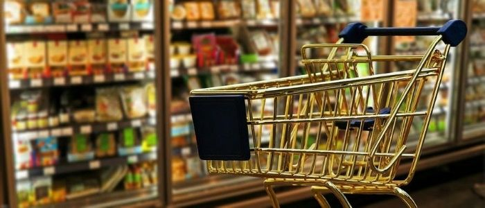 買い物のイメージ