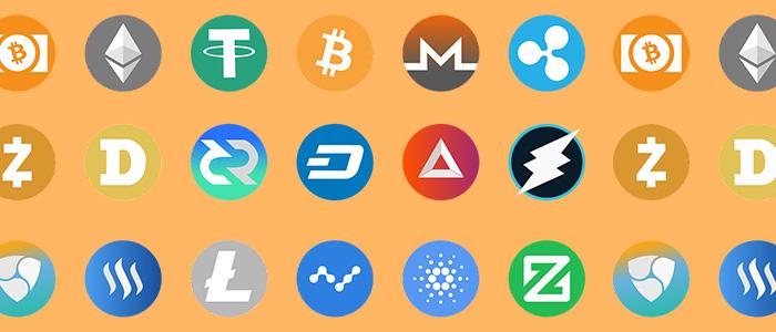 他の仮想通貨のイメージ