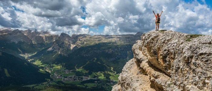 崖のイメージ
