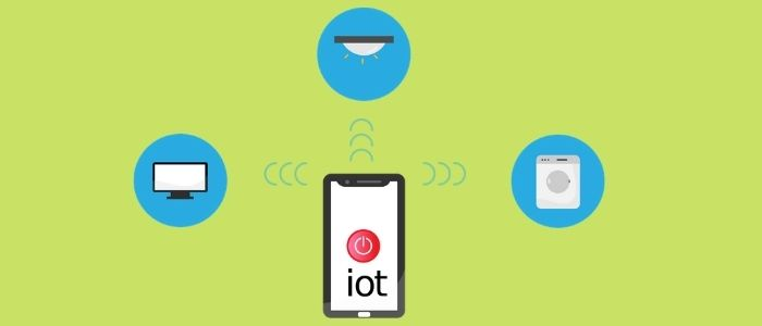 スマート家電のイメージ