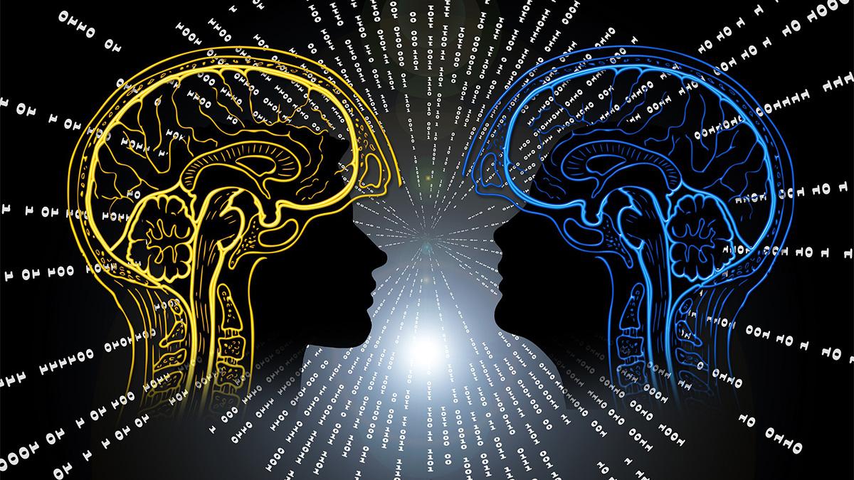 AIと機械学習のイメージ