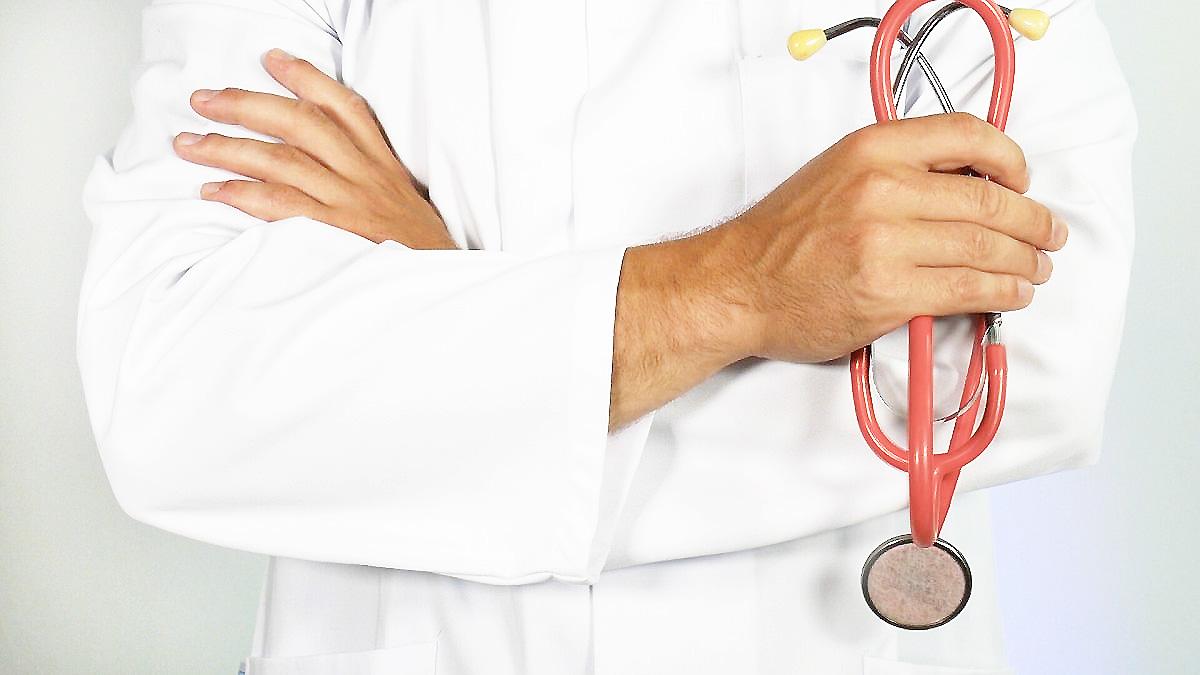 医者のイメージ