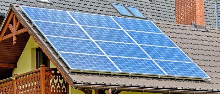 ソーラーパネルのイメージ
