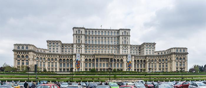 ルーマニアの国民の館のイメージ
