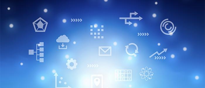 基幹システムのイメージ