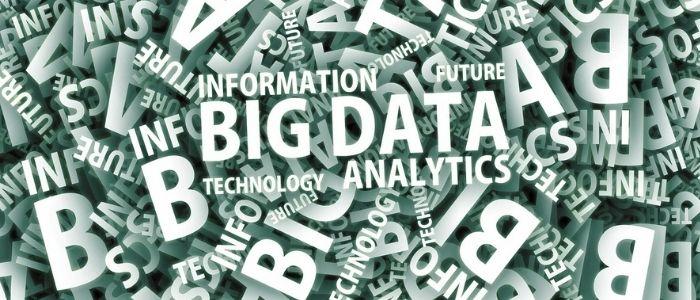 ビッグデータのイメージ