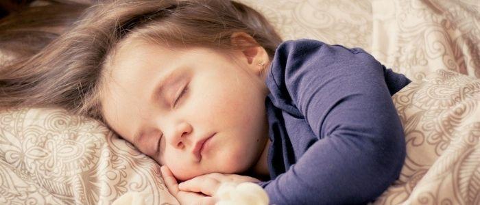 眠るイメージ