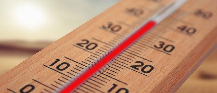 温度のイメージ