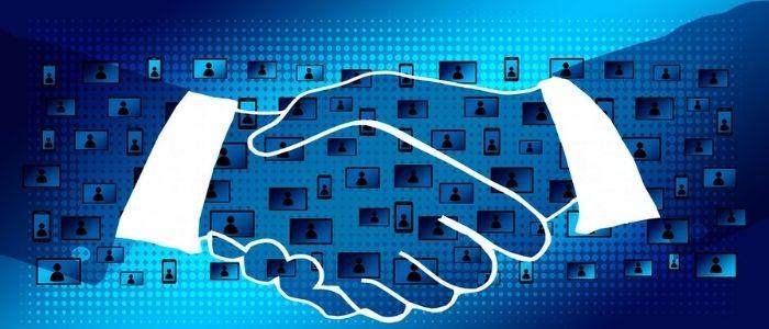 電子取引のイメージ