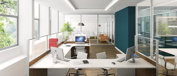DXした事務所のイメージ