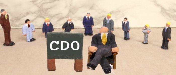 CDOのイメージ
