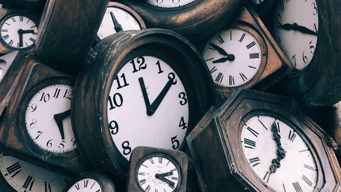 時計の集まり