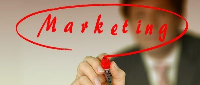 マーケティングのイメージ