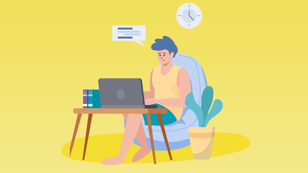勉強する人のイメージ