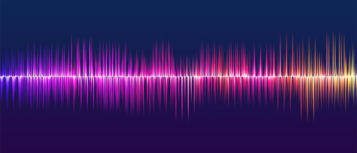 音声のイメージ