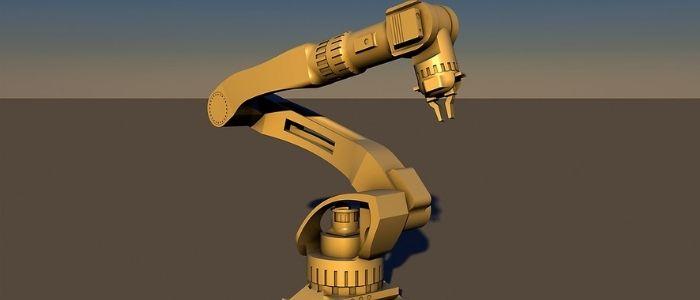 人とロボットのイメージ