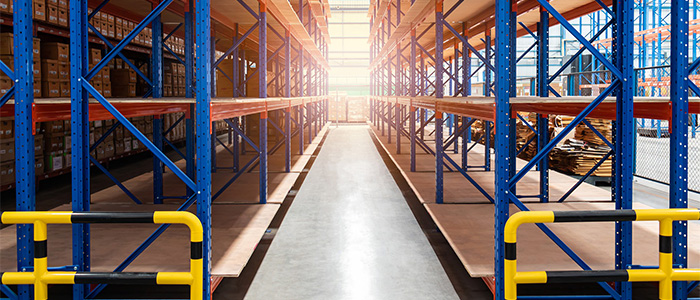 倉庫のイメージ