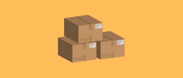 荷物のイメージ
