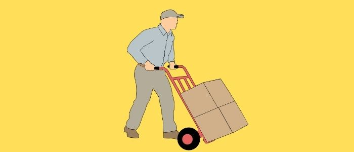 台車のイメージ