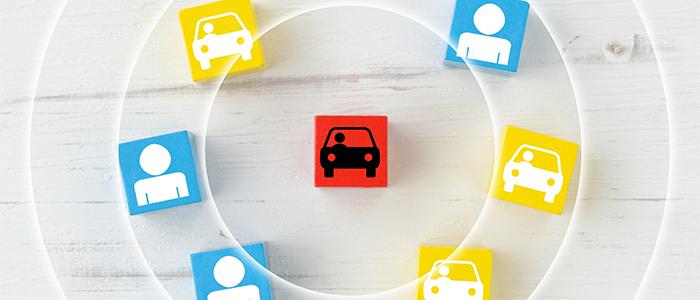 タクシーのイメージ