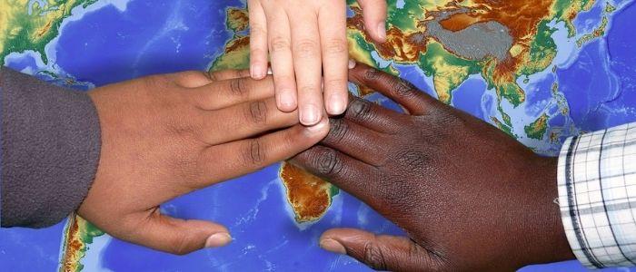 世界平和のイメージ