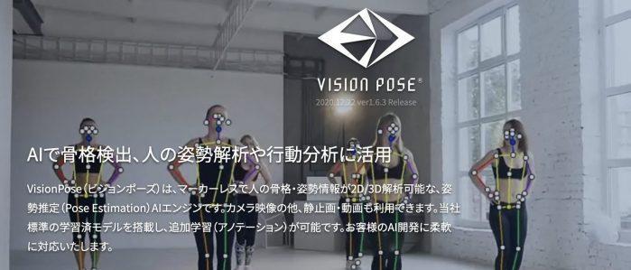 vision pose
